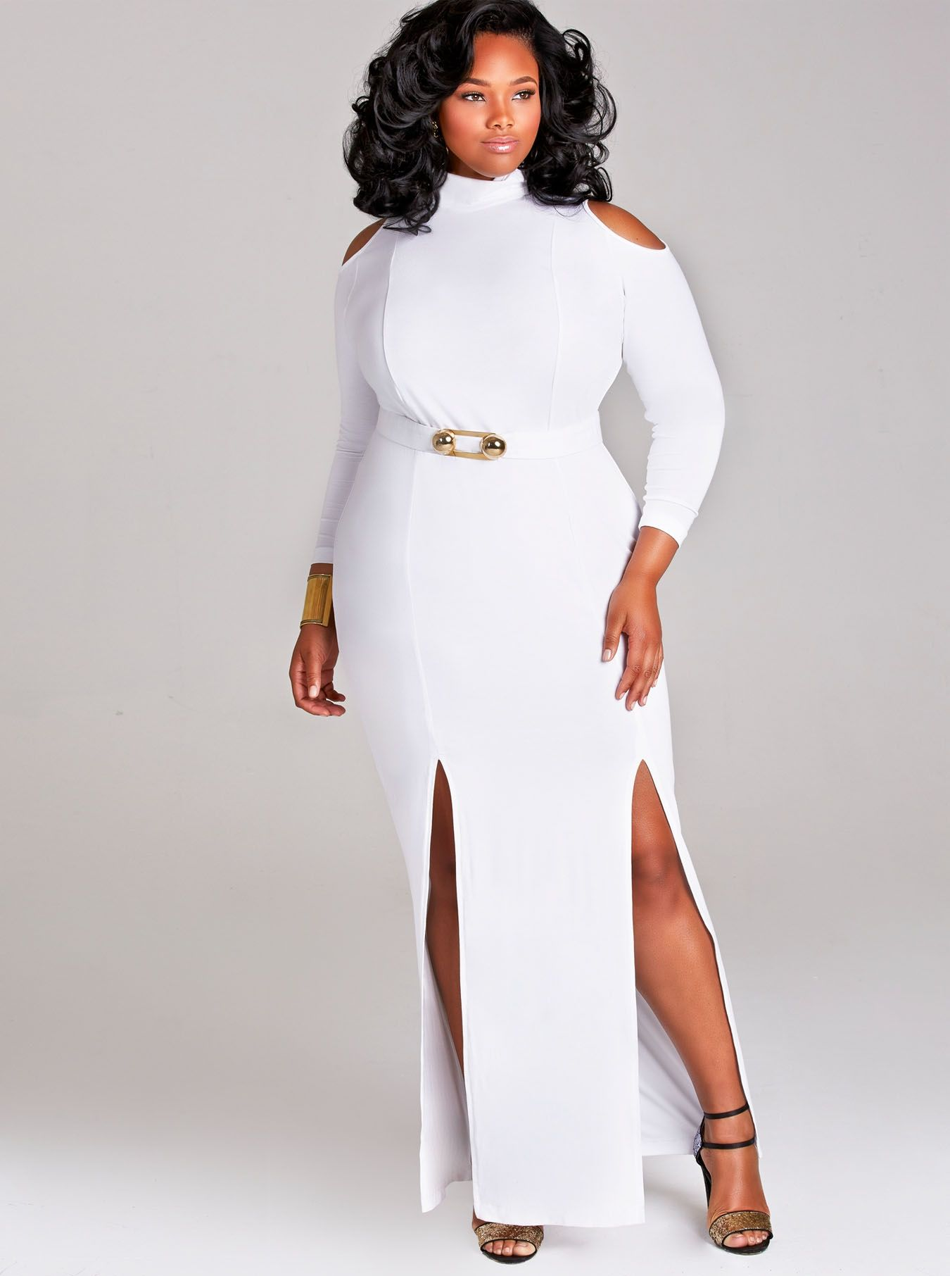 Emejing All White Dress For Plus Size Gallery - Mikejaninesmith.us ...