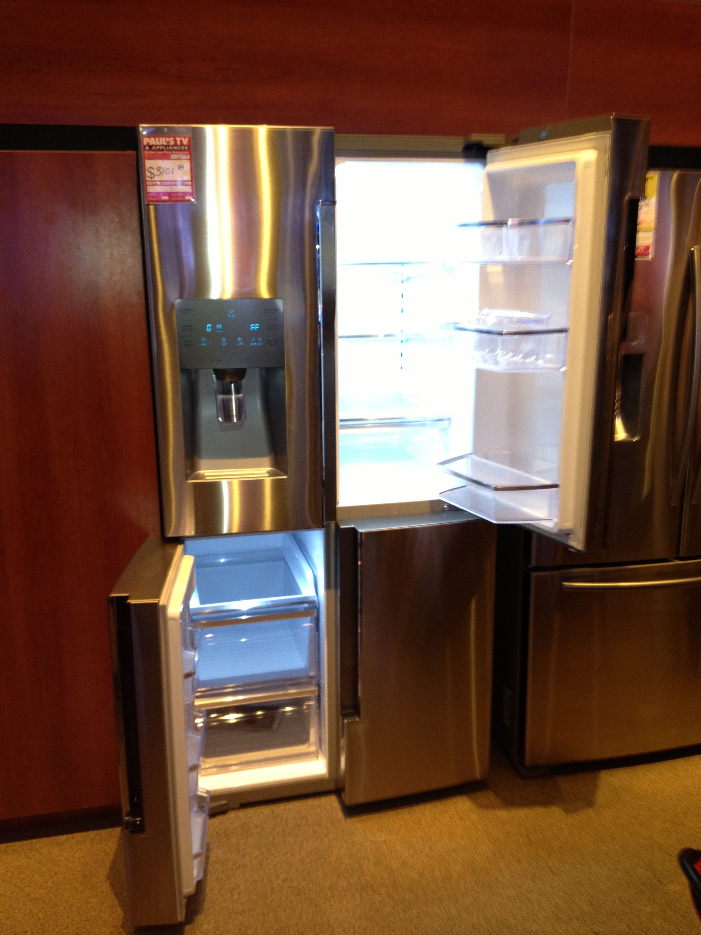 Double refrigerator and freezer 3101.99 Samsung Jordan