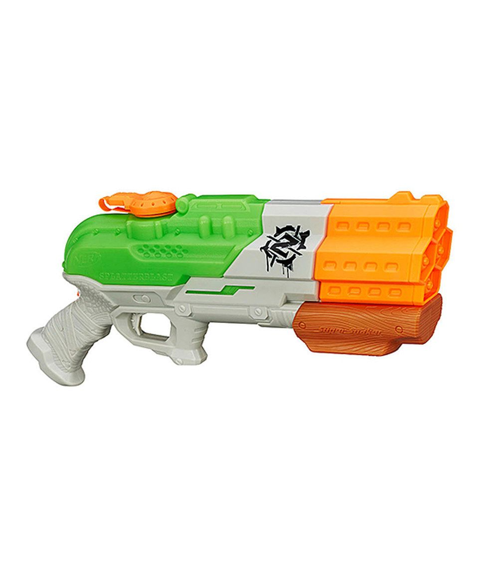 New Nerf Zombie Strike Silent Strick Blow dart gun 55ft NO DARTS INCLUDED B1