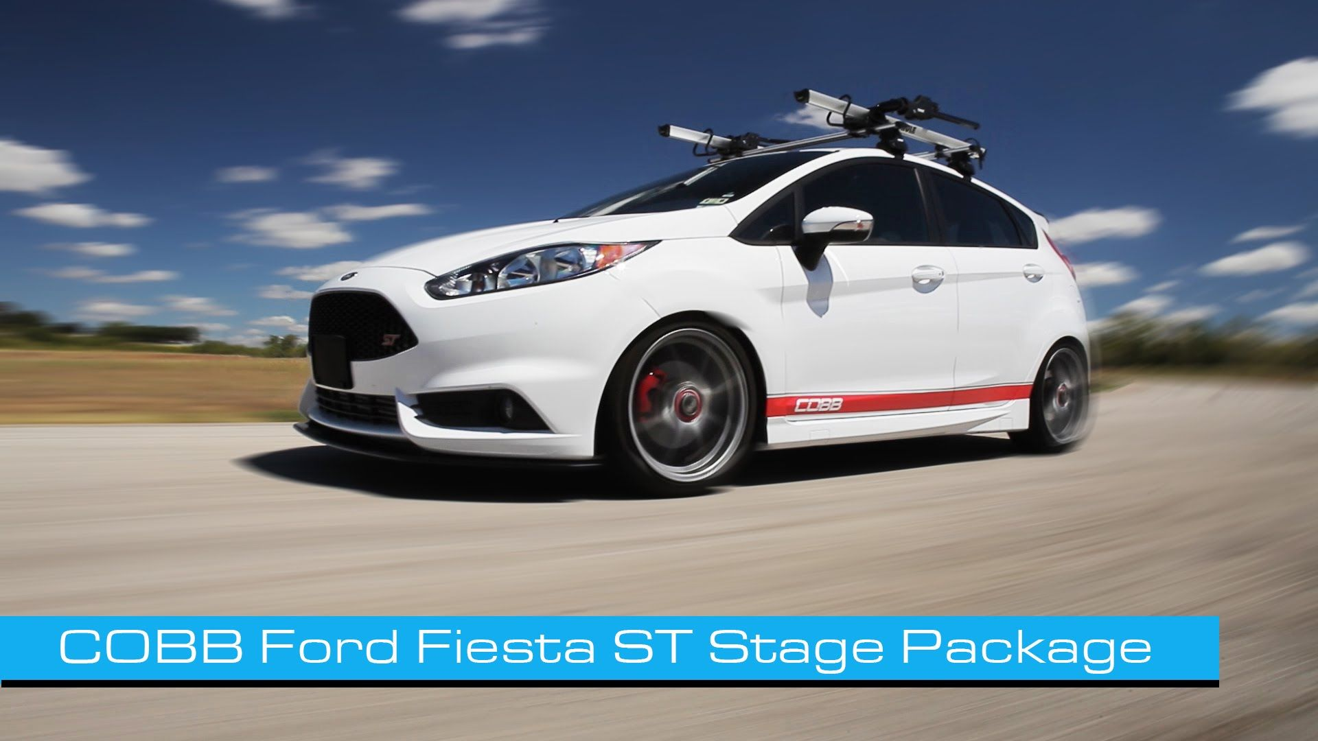 Cobb Tuning Ford Fiesta St Stage Packages With Images Ford Fiesta St Ford Fiesta Fiesta St