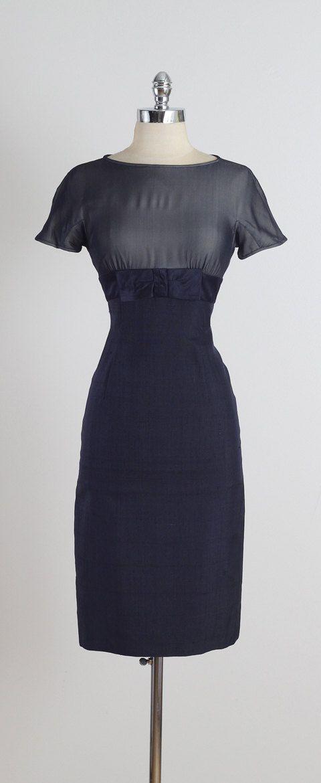 b009955b184 Ben Barrack . vintage 1950s dress . vintage by millstreetvintage ...