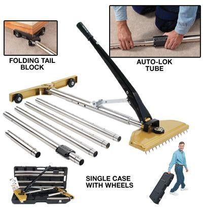 Crain 500 Carpet Stretcher With Images Carpet Stretcher Pool Plaster Carpet Repair
