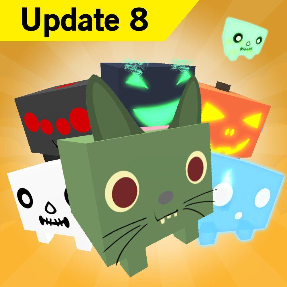 Halloween Pet Simulator Roblox Games Games Roblox