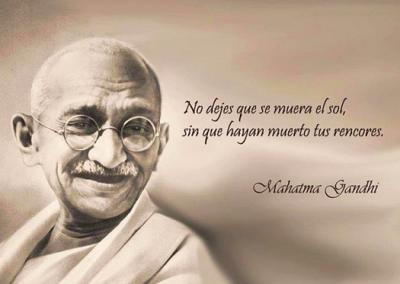 Frases De Gandhi De Amor Para Novios Frases Sabias