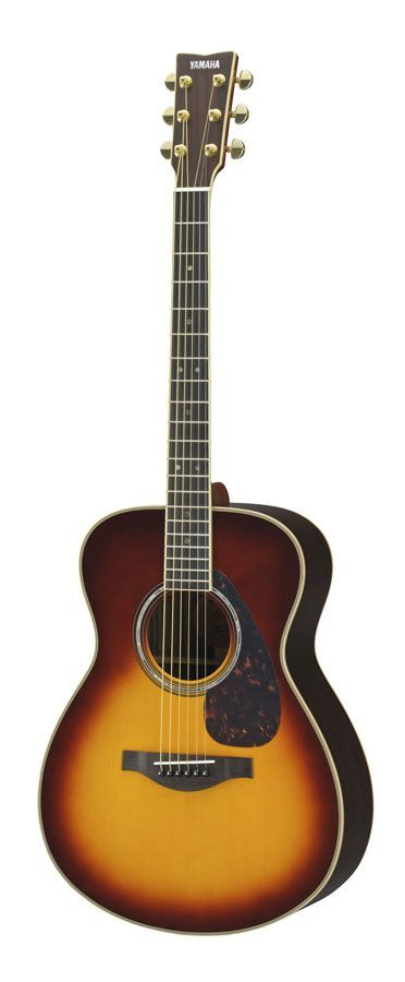 Ls16s A R E Brown Sunburst Housse Guitare Electro Acoustique Guitare Acoustique Acoustique