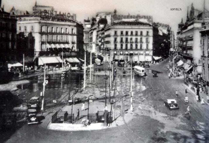 PUERTA DEL SOL - 1930