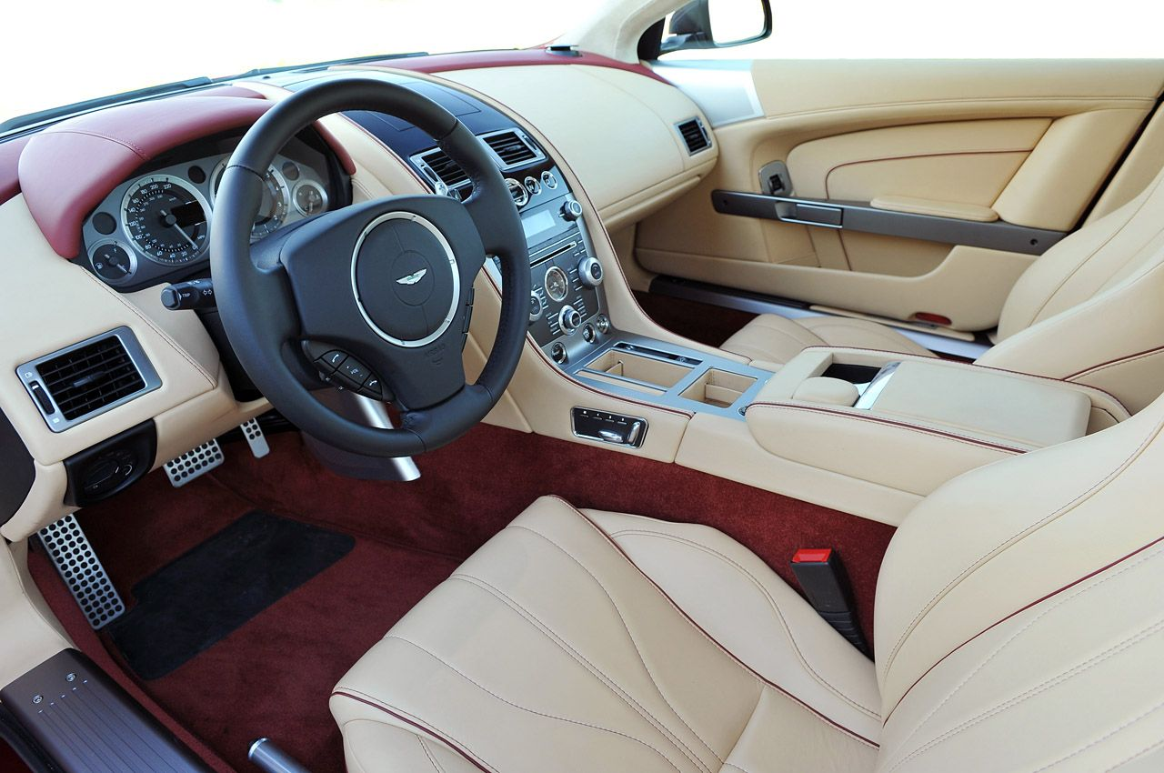 2013 Aston Martin Db9 Interior Aston Martin Aston Martin Interior Luxury Car Interior