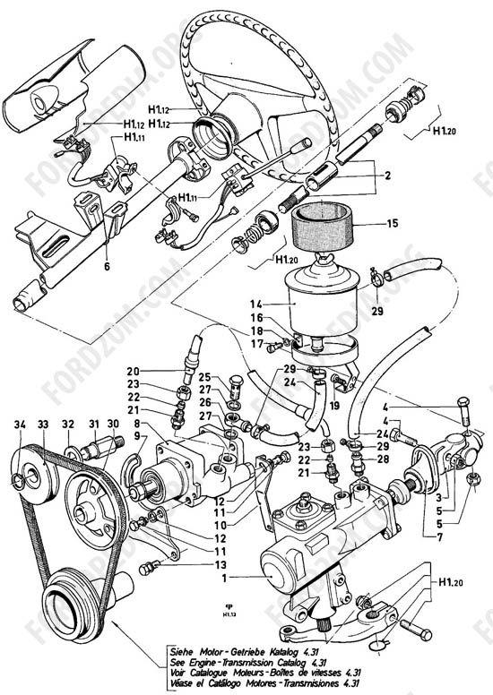 Ford Taunus 17m20m P5p7