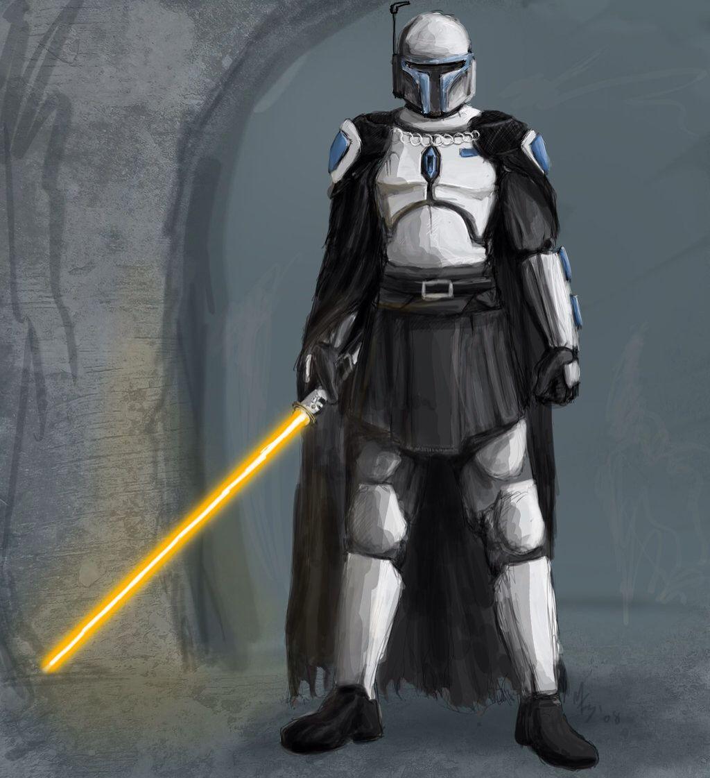Image - Mandalorian Jedi 1.jpg | CWA Character Wiki | FANDOM ...