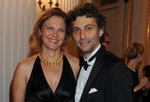 Jonas Kaufmann separated from his wife (15 years) Margarete Joswig