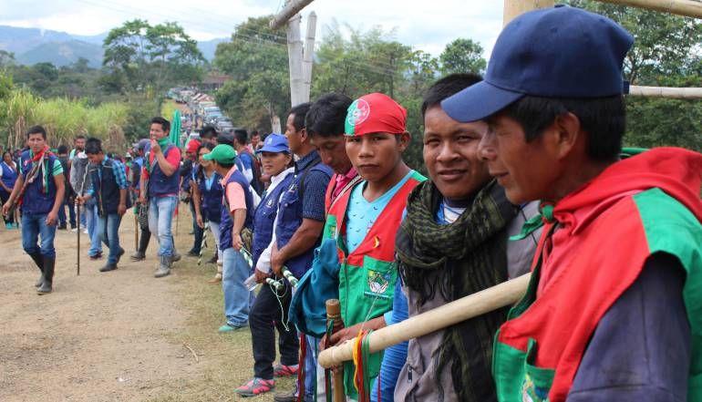 Nativos colombianos denunciaron nuevos asesinatos