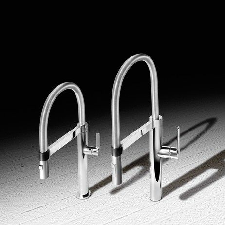 Chef-inspired faucet design by @blancoamerica  . See the CULINA mini faucets on Modenus: http://ow.ly/tgqV3094qE7 #Culinary #BLANCOOnModenus