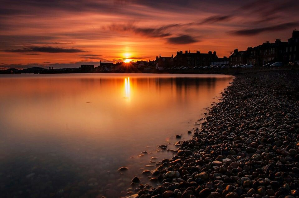 Broughty Ferry. Place of my childhood.