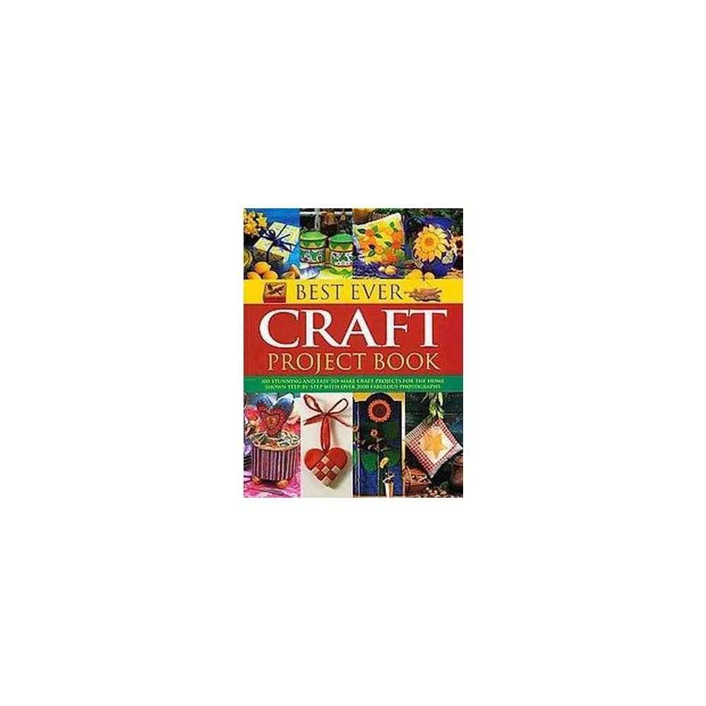 Best Ever Craft Project Book (Paperback)