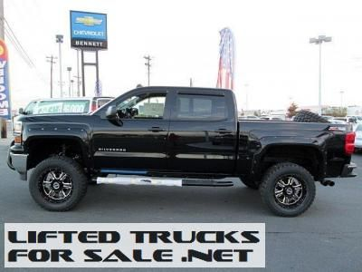 2014 Chevy Silverado 1500 Alc Z92 Lifted Truck With Images
