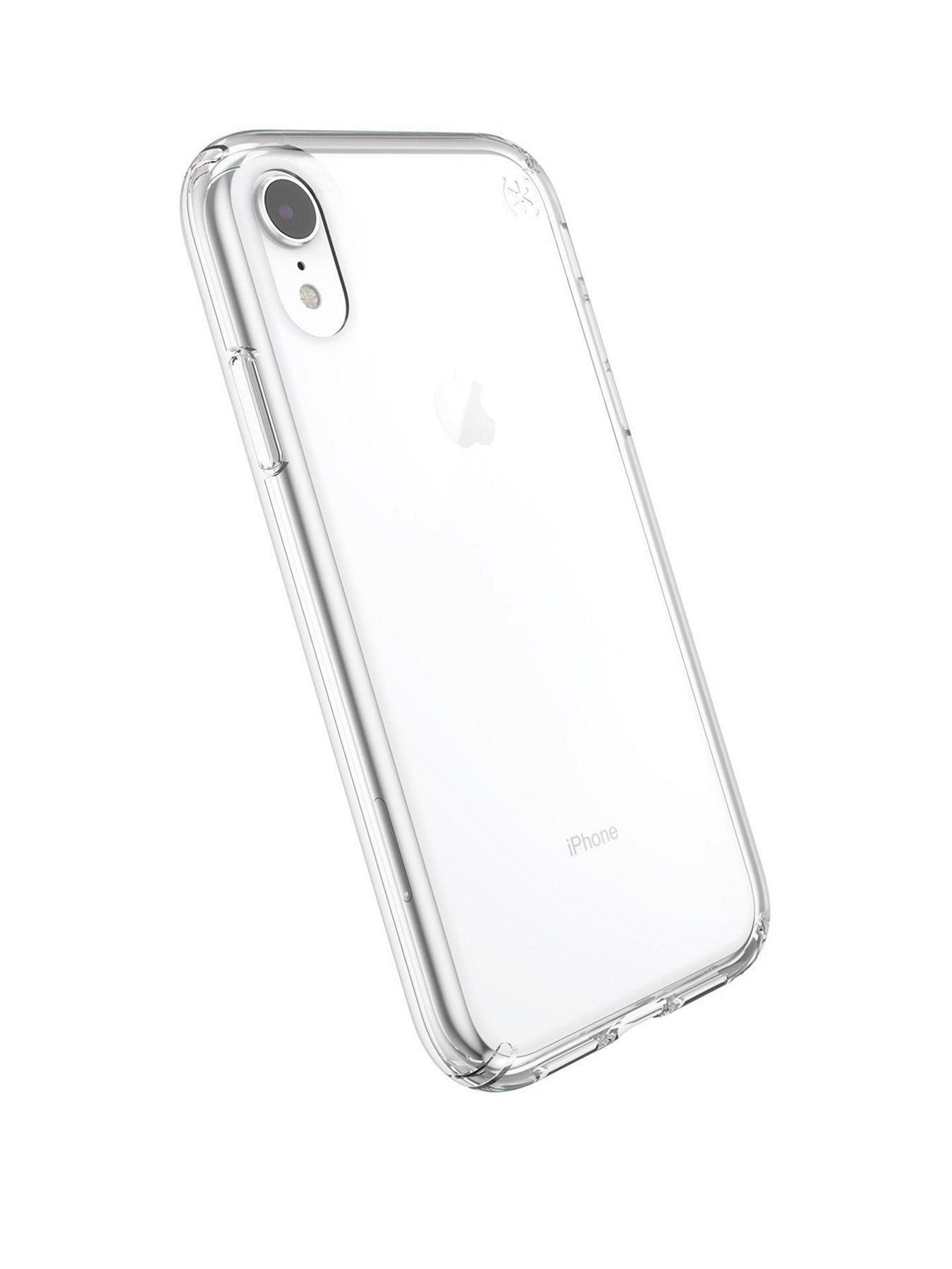 Presidio stay clear case for iphone xr clear iphone
