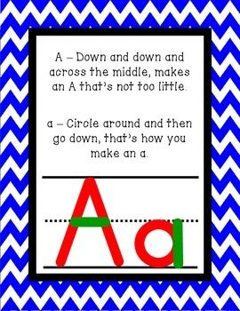 Letter formation poems letters and sounds pinterest poem letter formation poems preschool spiritdancerdesigns Images