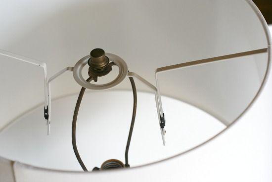 Lampshade Fittings Diy Pendant Light Lamp Shade Frame Diy Lamp