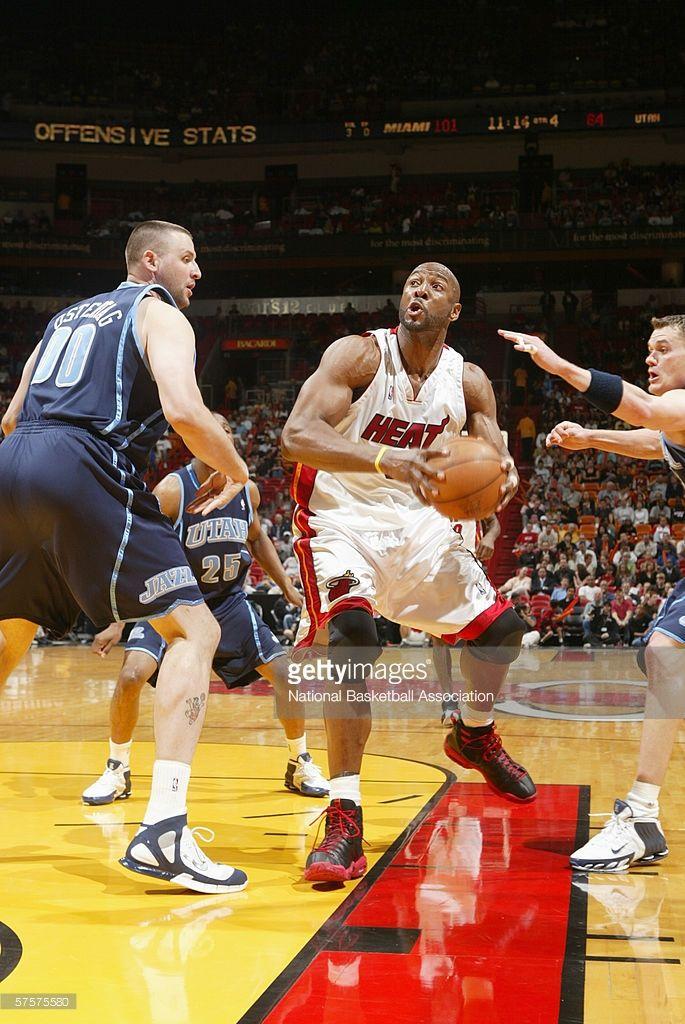 Alonzo Mourning / Miami Heat, 1995-2002, 2005-2008