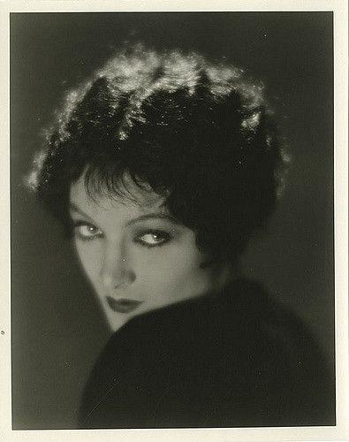 https://flic.kr/p/6n7tJK   2057-1316b   Portraits of Myrna Loy by Preston Duncan.