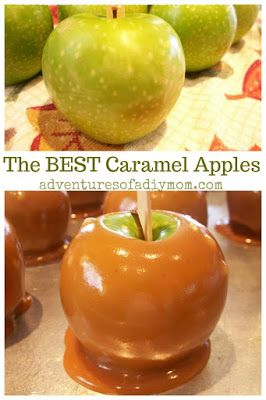 Tips for Perfect Caramel Apples