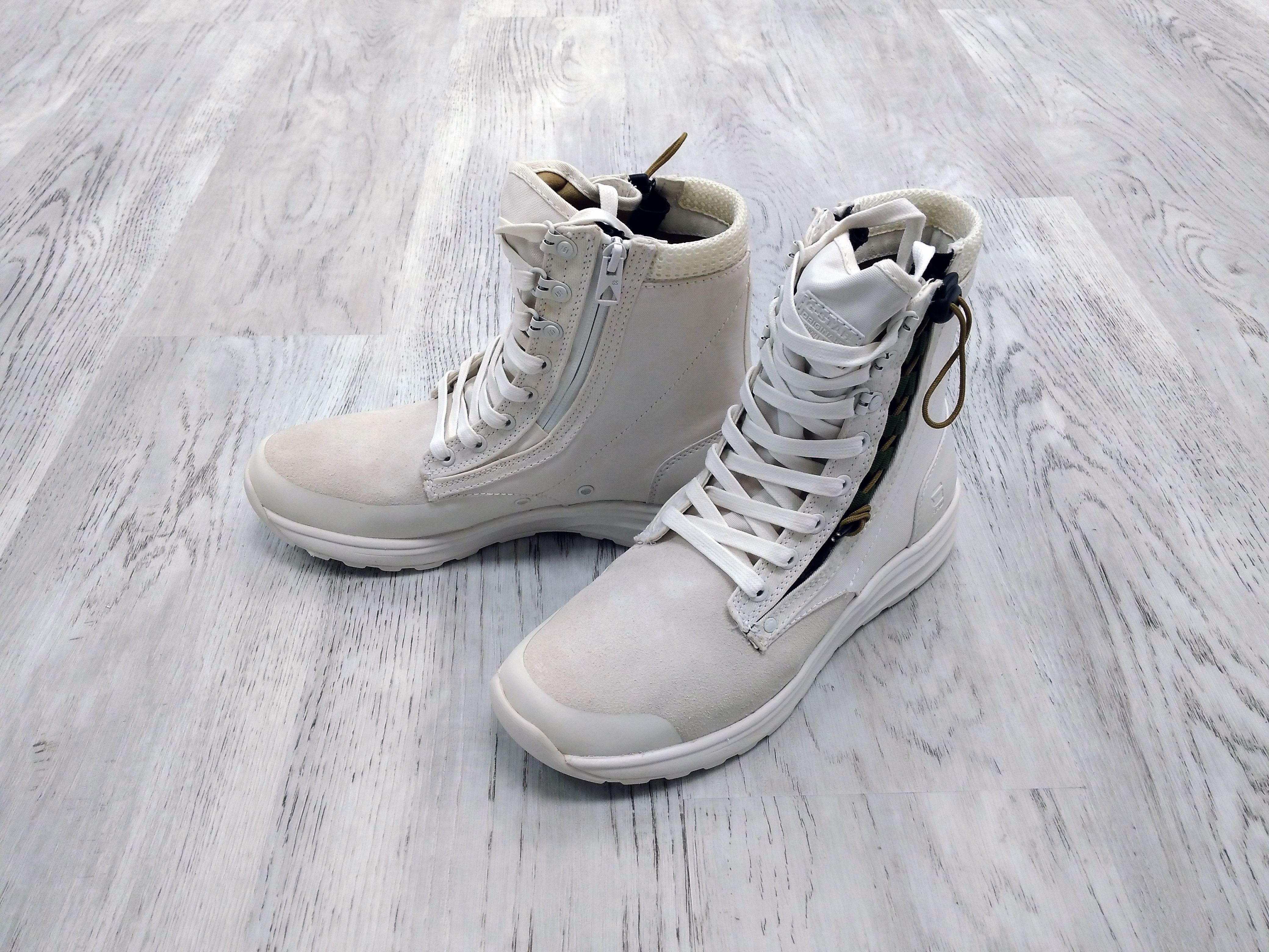 908ff02f1d3ad G-Star Raw - Cargo High Sneakers Rewrite the rules with these  military-inspired