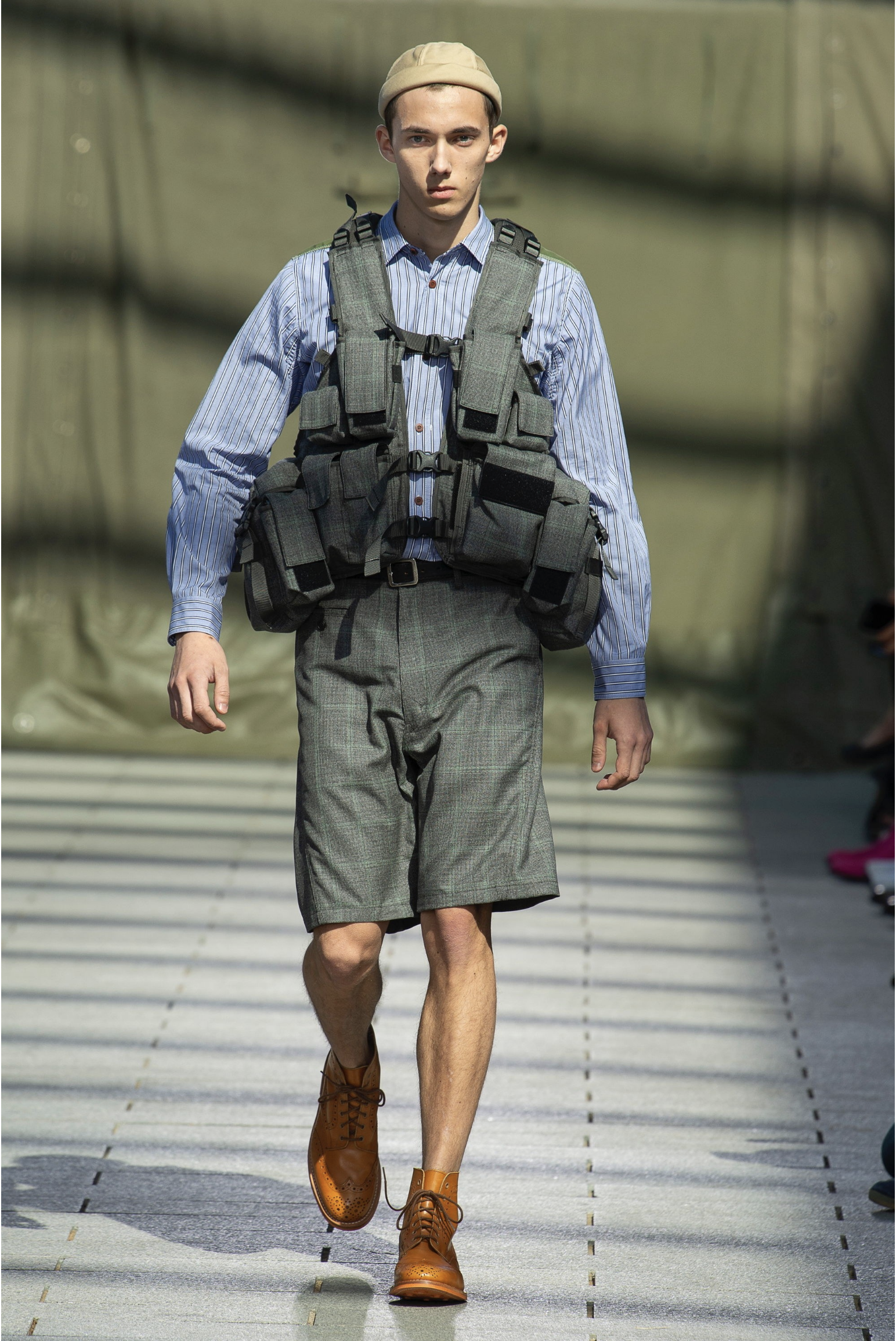 Image result for men's utility vest trend spring 2019