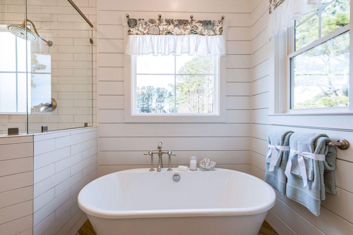 Best inspire coastal nautical bathroom design & decor ideas (32 ...