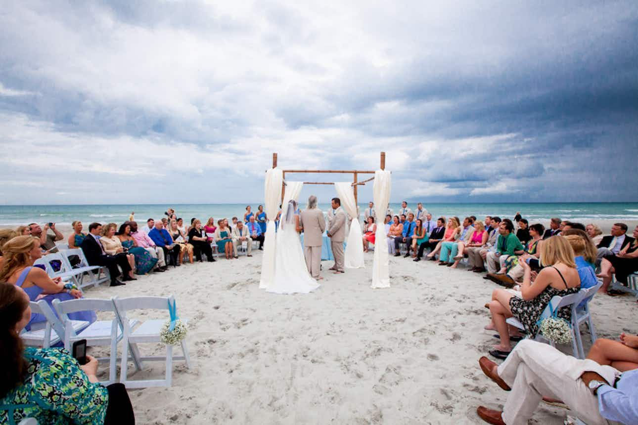 The Ocean Club at Grande Dunes Myrtle Beach Weddings Grand Strand ...