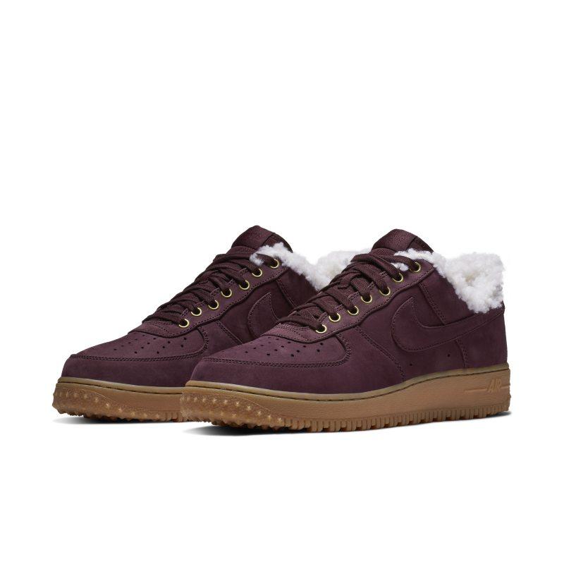 Nike Air Force 1 Premium Winter Men's Shoe Black | Mens