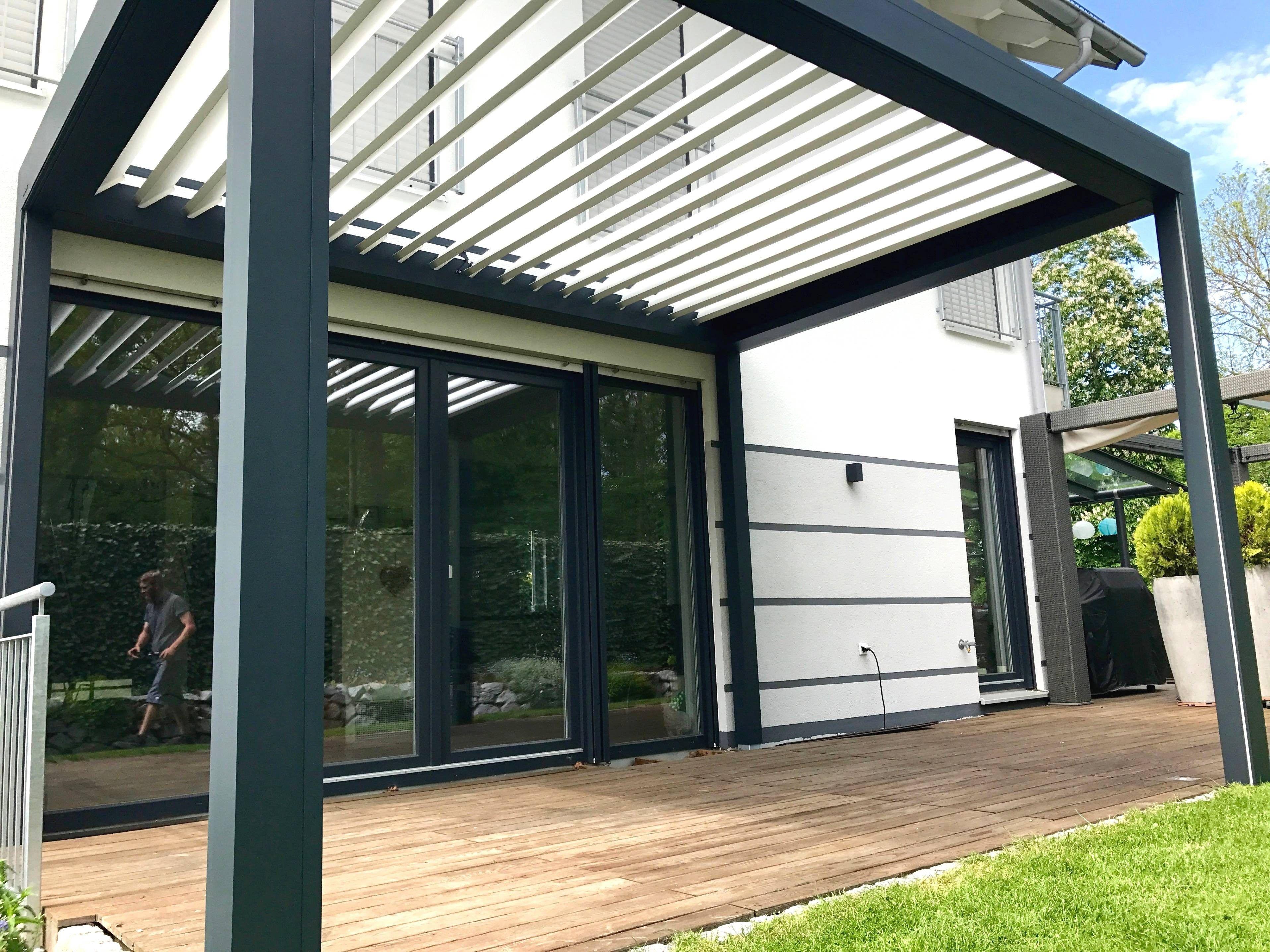 Best Of Wintergarten Balkon Einrichten Outdoor pergola