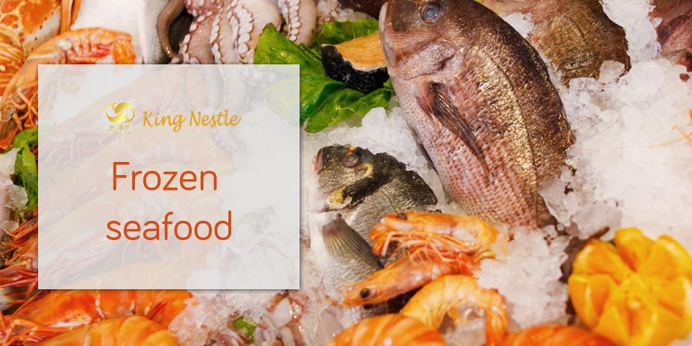 Delicious #Frozen #Seafood supplier - King Nestle International