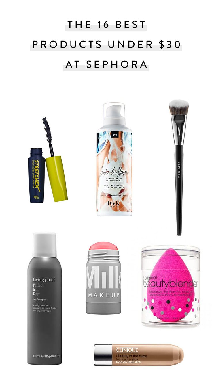 The Best Things to Buy at Sephora If You Only Have Top