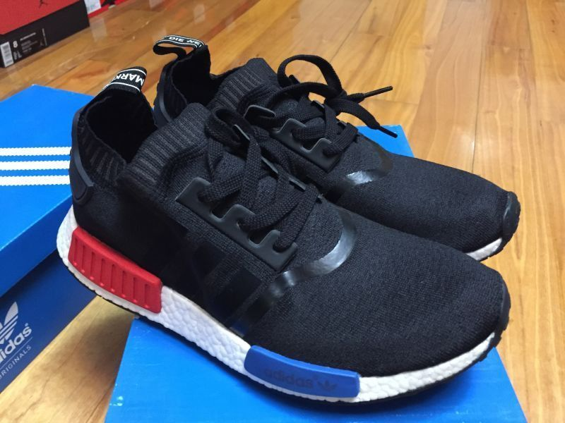 Adidas NMD R1 OG (Authentic and Comes with the original Adidas