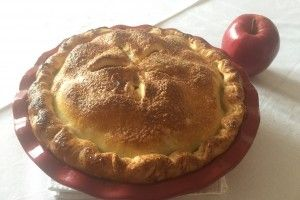 Once Upon a Time, apple pie, fairytale cake
