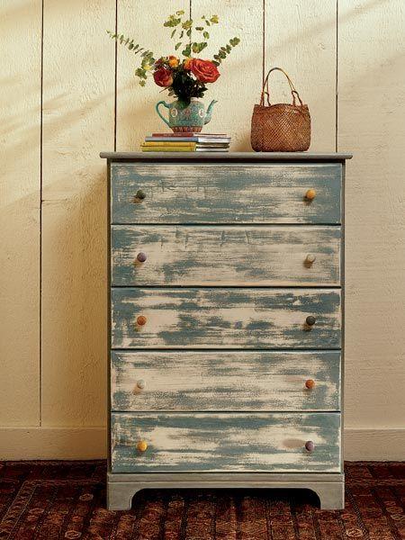 Homemade Milk Paint Recipe Make Milk Paint At Home! Distressed DresserRustic  DresserPainted ...