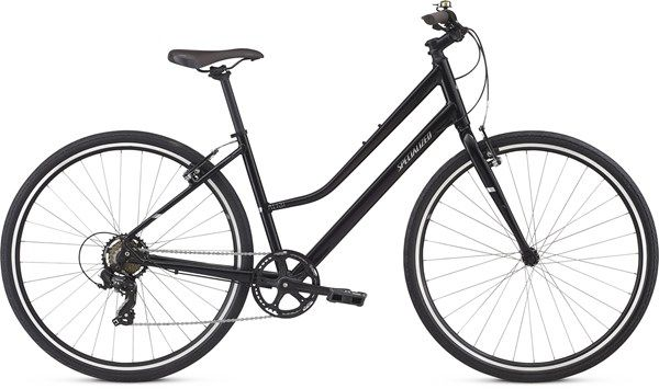 Specialized Alibi Step Through Womens 700c 2018 Out Of Stock Hybrid Bike Bike Fast Bikes
