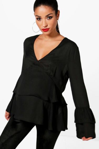 Rozowa Dziewczeca Sukienka Z Falbanka Na Ramieniu Fashion Summer Dresses Mini Dress