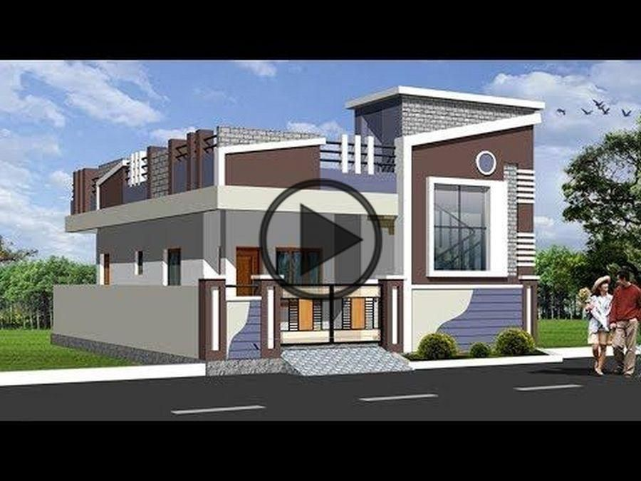 Photo of House Designs Exterior Front Elevation  House Design