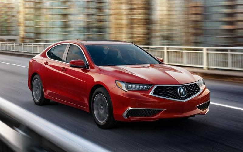 Acura TLX Advance Package 2019