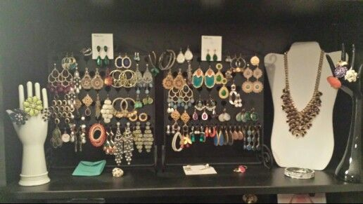 Love all my jewelry options