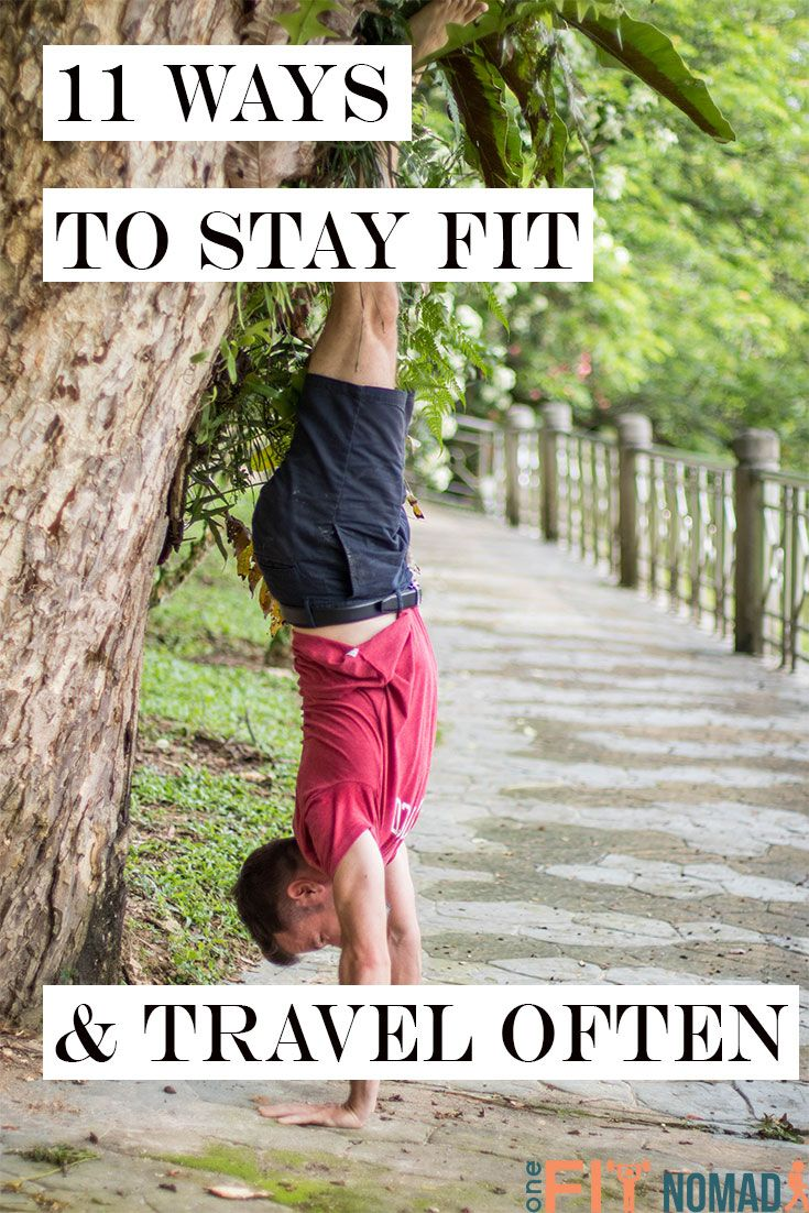 How To Stay In Shape WhileTraveling How To Stay In Shape WhileTraveling new foto