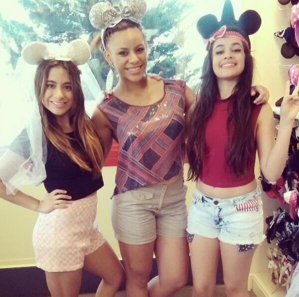 Ally Dinah And Camila Camila Camren Divas