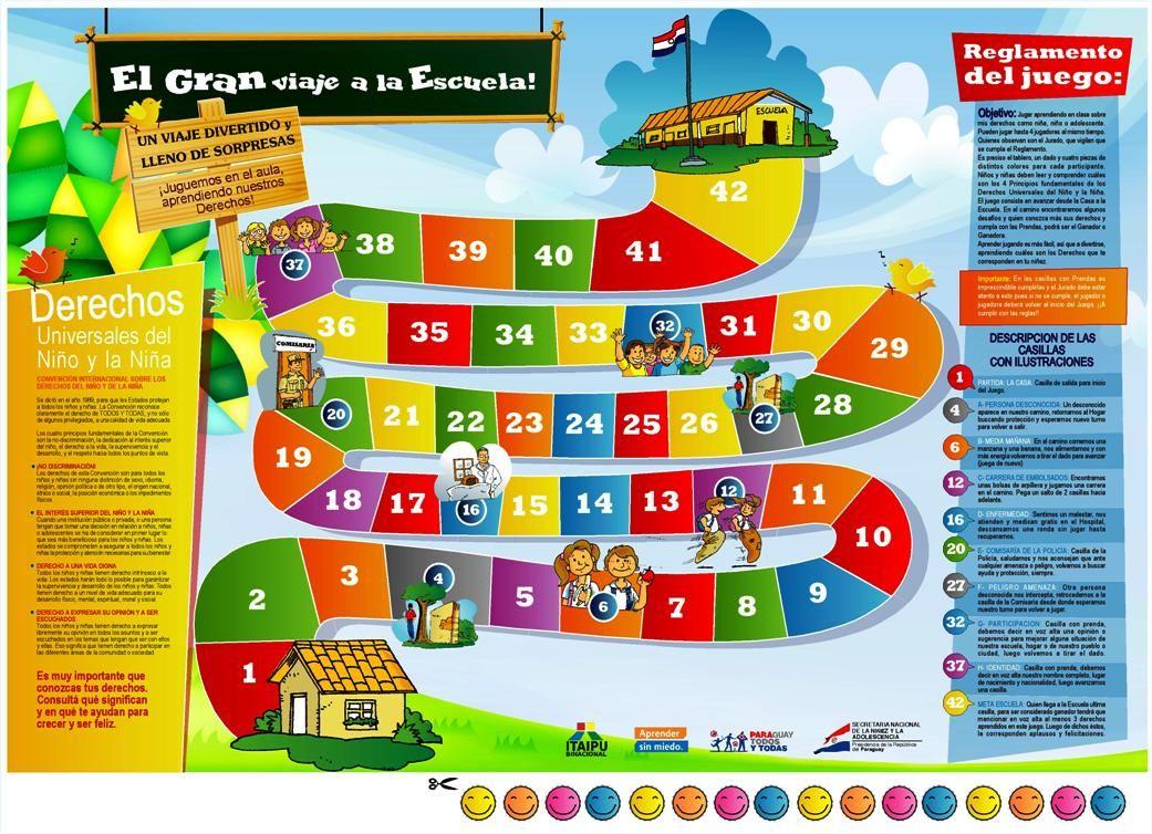 Juegos De Mesa Imprimibles Buscar Con Google Education