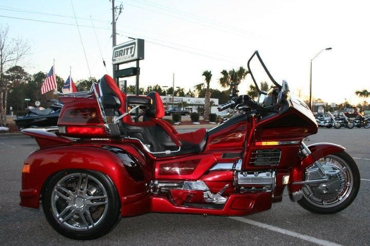 Hannigan Trike Build by Britt Motorsports