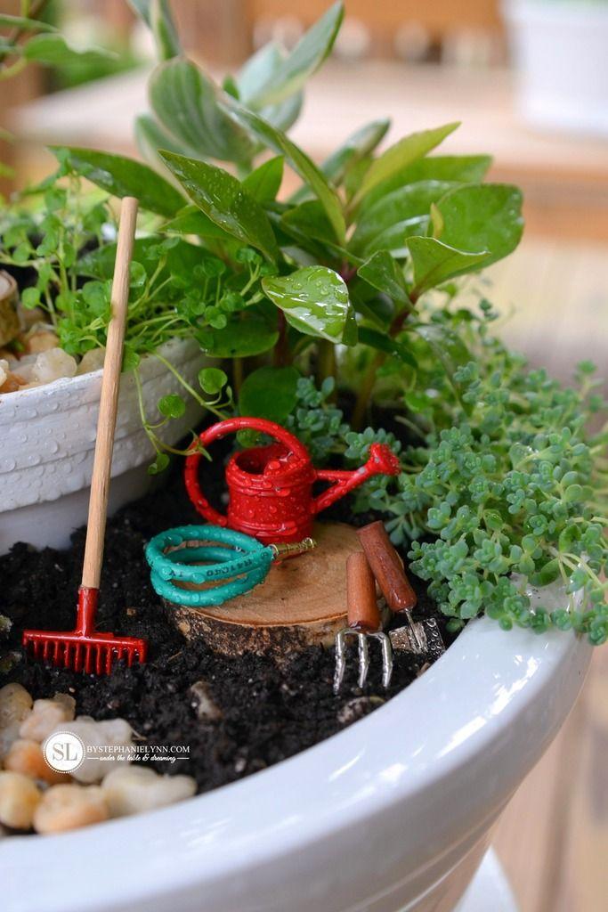 Flower Pot Miniature Fairy Gardens Miniature Fairy Gardens Flower Pots Fairy Garden Accessories