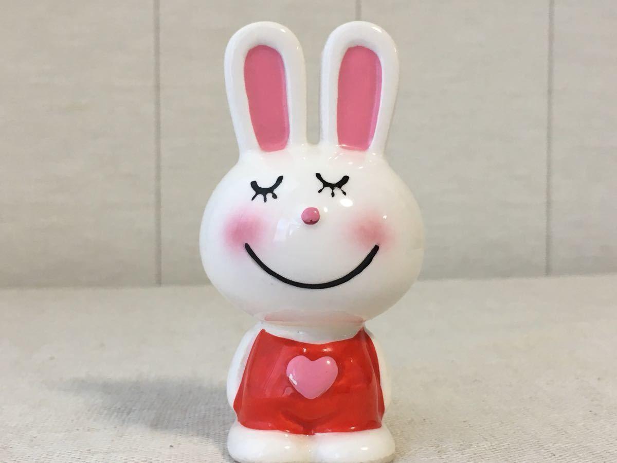 内藤ルネ Rune ルネのウサコちゃんシリーズ アムール アムール ラパン ウサギ うさぎ 陶器 人形 置物 オブジェ 8 3cm 宇山 Jauce Shopping Service Yahoo Japan Auctions Kitschy Olaf The Snowman Hello Kitty