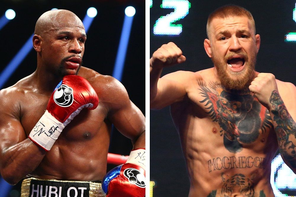 Showtime executive dishes on mayweathermcgregor date