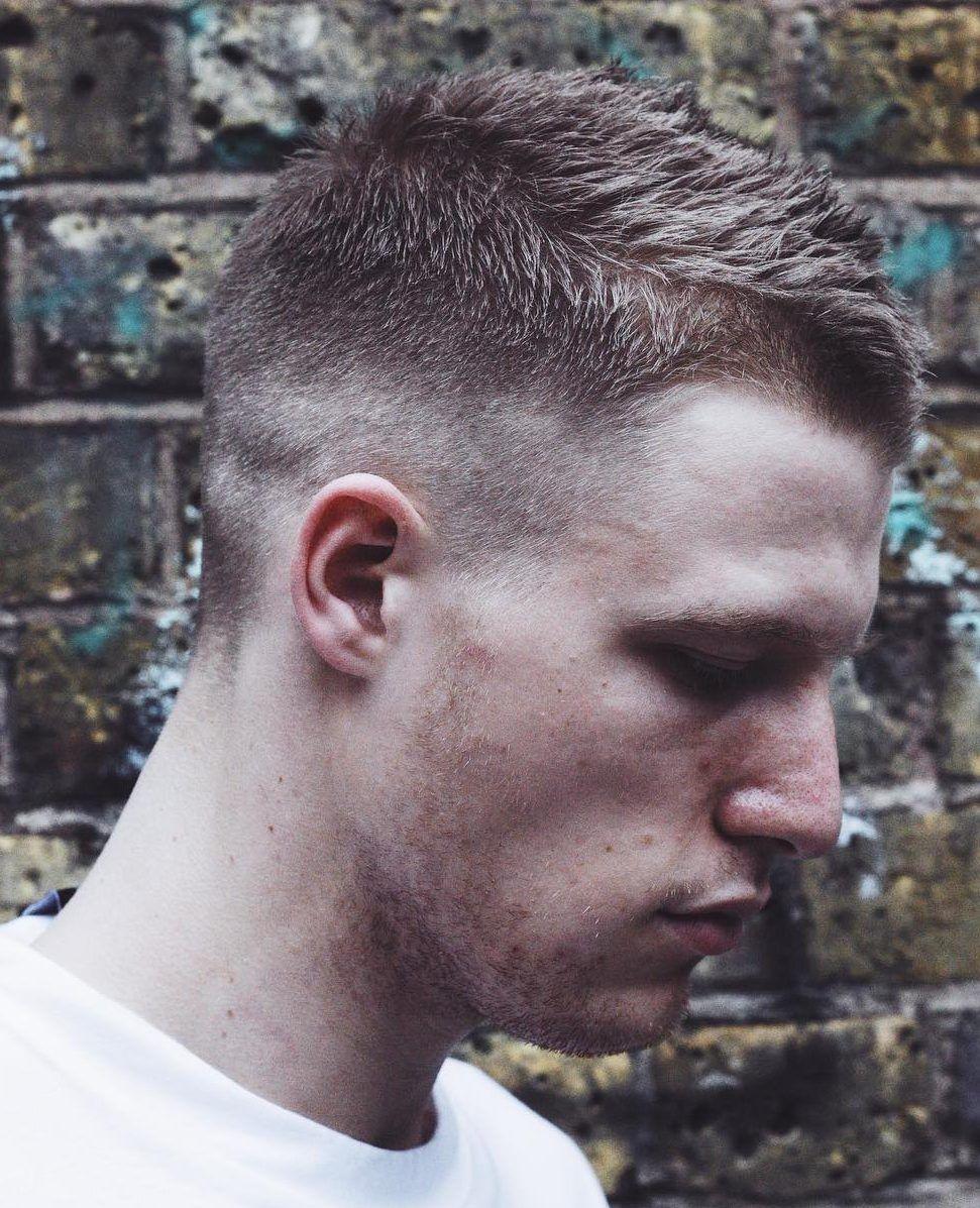 Para Hombres Cortes De Pelo Corto Para El Ano 2017 Peinados Hombre