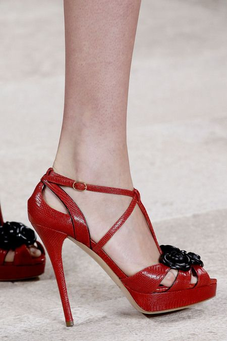Spring 2013 Ready To Wear Ralph Lauren Shoes Heels Stilettos Trending Shoes Women Shoes